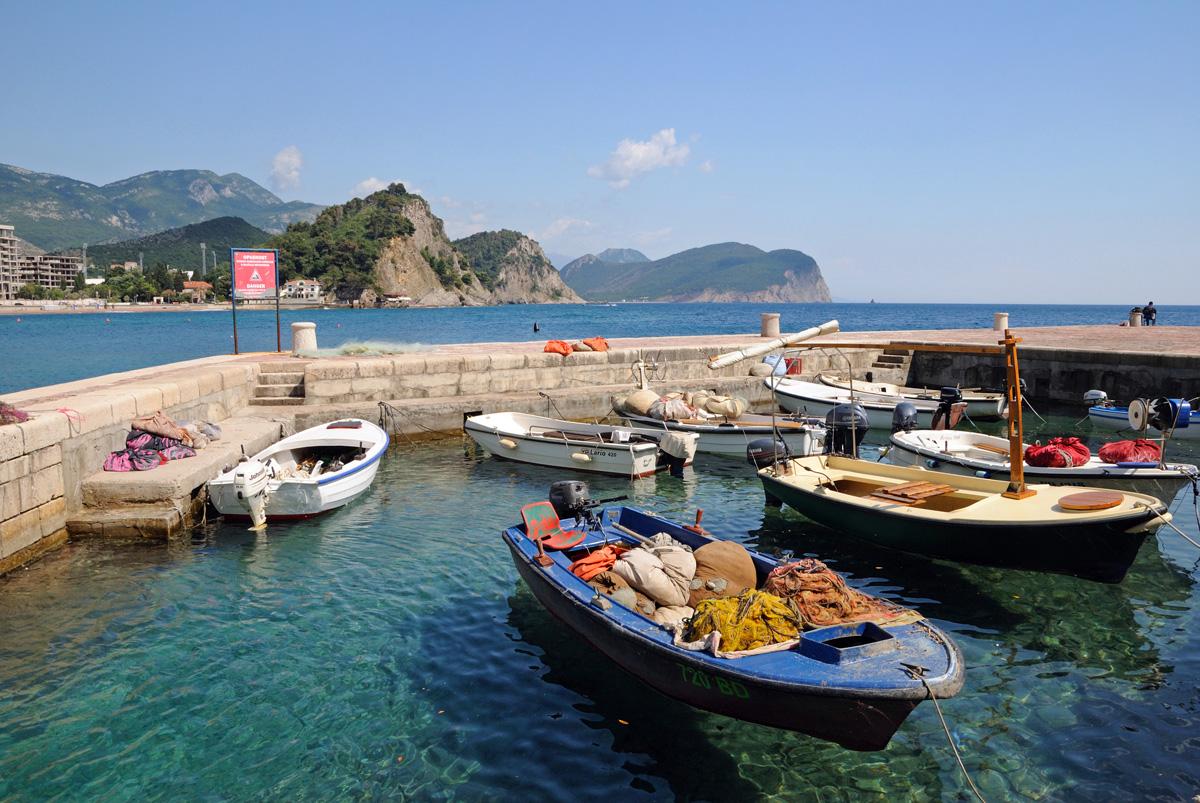Майская погода в Черногории вполне соответствует летнему сезону