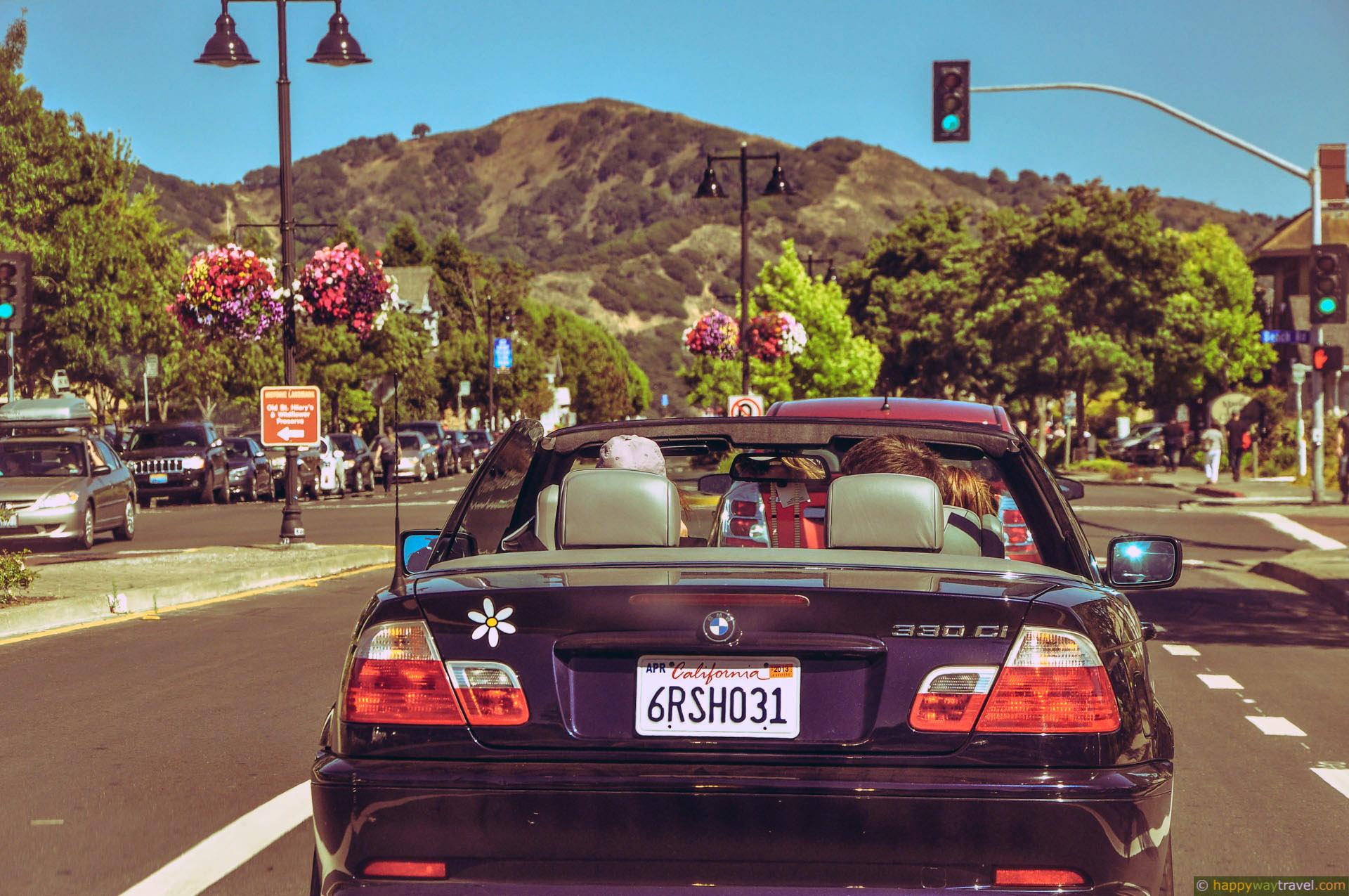 Фотоотчет поездка по америке на машине
