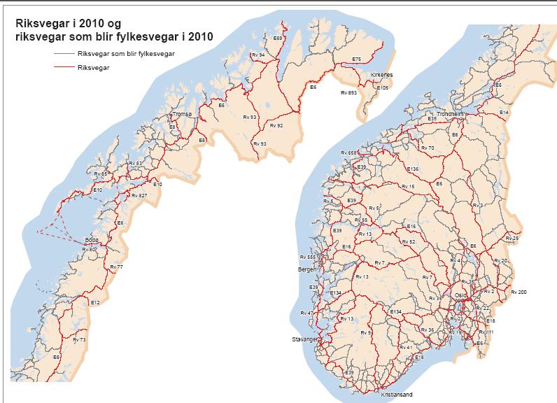 Платные дороги в Норвегии.