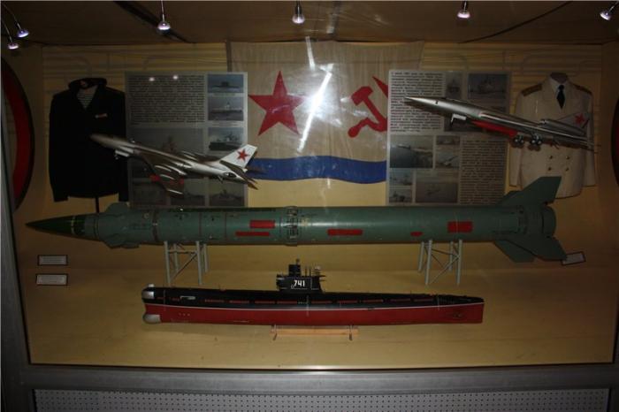 подводная лодка на сапун-горе