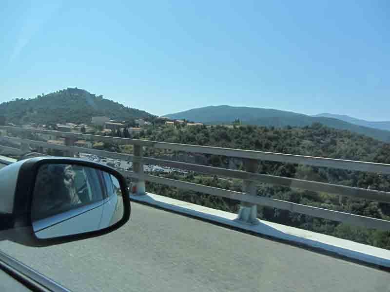 В испанию на машине