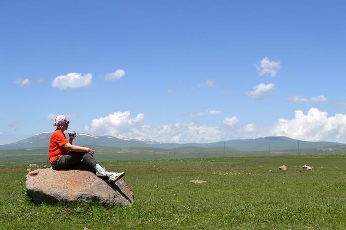Путешествия в среднюю Азию
