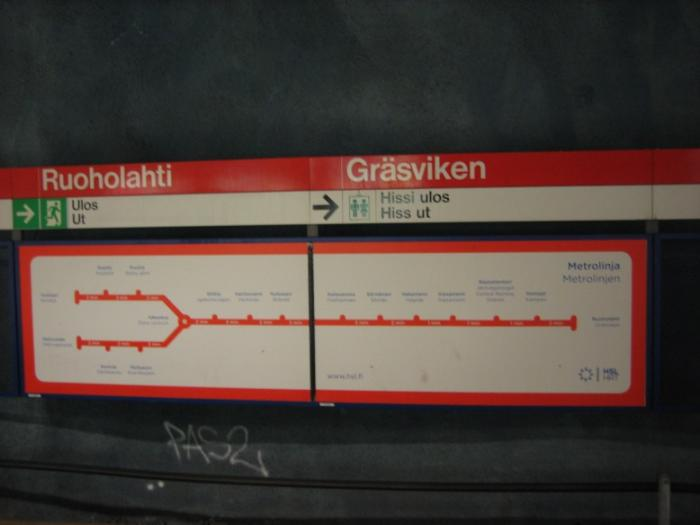 Заблудиться в схеме финского