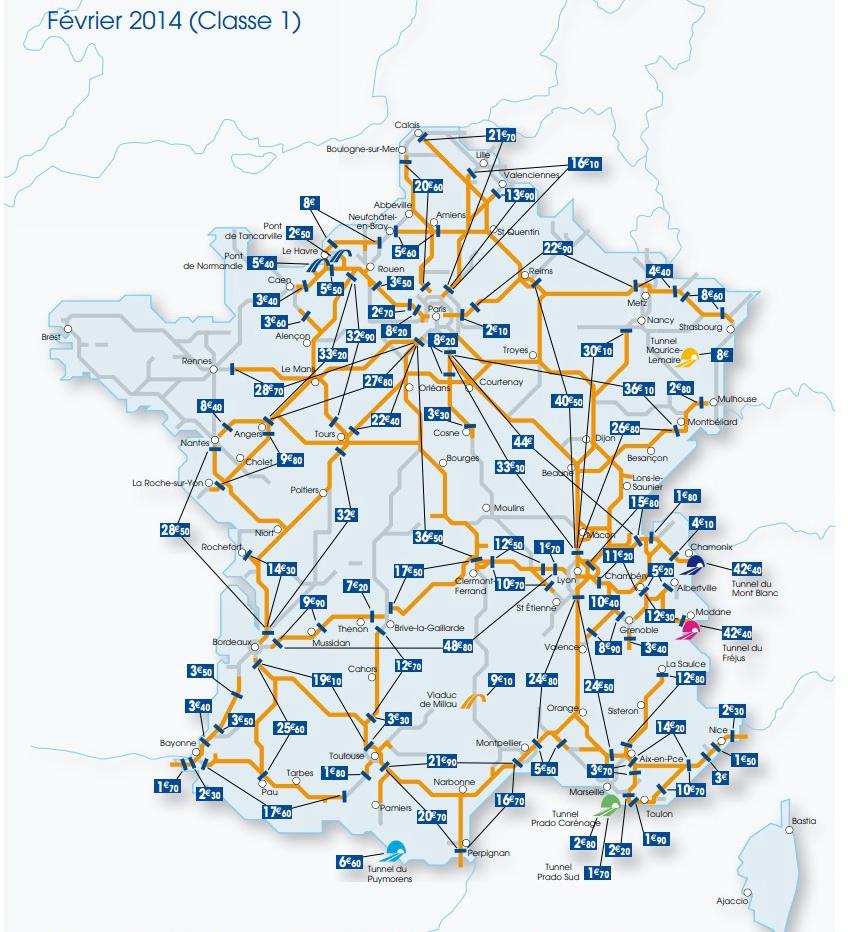 Платные дороги в германии для грузовиков