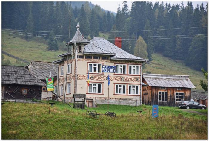 Я влюбился в Карпаты (путешествие в Румынию) 3d4e1a0ded